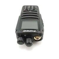"""מכשיר הקשר 2pcs Baofeng DM-1701 Digital מכשיר הקשר 10 ק""""מ אנלוגי Woki טוקי CB רדיו DMR רדיו Comunicador Dual Band Dm 1701 מקמ""""ש (4)"""
