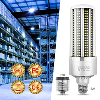 200W 150W 120W 100W 80W Led Lamp E27 Corn Light Bulbs 220V Bombillas LED Bulb E39 Super Bright Warehouse Factory Lighting 110V