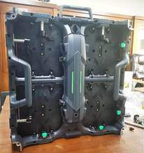Hardware connection P4.8 500*500mm rental led display outdoor P4.8 Special stage LED screen