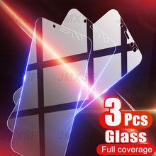 3 peças de Vidro Temperado Para Samsung Galaxy A8 A6 J4 J6 Plus 2018 Vidro De Proteção J2 J8 A5 A7 A9 2018 J3 J5 J7 2017 2016 Filme De Vidro