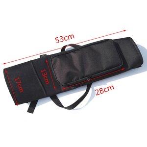 Image 4 - 1 шт., рюкзак для стрельбы из лука, колчан, сумка через плечо, чехол со стрелкой, держатель, 40 стрел, изогнутый лук, принадлежности для охоты, стрельбы