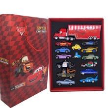 Toy Lightning Mcqueen Pixar Cars Car-Model Birthday-Gift Sally Mater Children 3-Metal