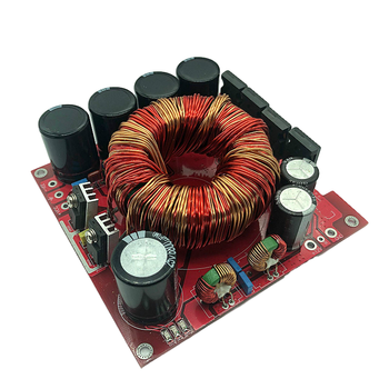 500W Car Stereo Audio Amplifier Power Boost Board Single 12V Input Conversion Double + -45V Output