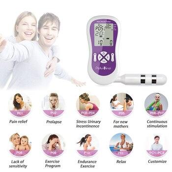 Электростимулятор для интимных мышц  Женский набор для выполнения упражнений Кегеля