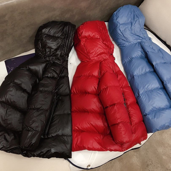 SPOT/зимняя одежда для маленьких девочек 2020, Классический пуховик с капюшоном для родителей и детей, пальто, теплое пальто для маленьких мальч