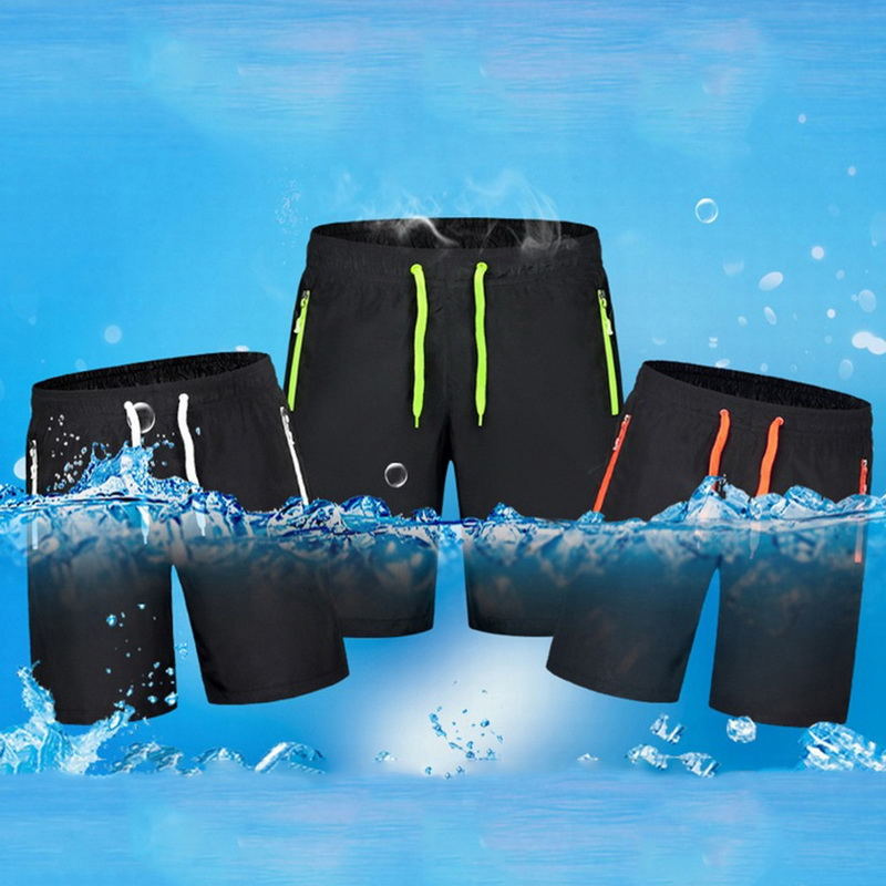 2020 Summer Men's Quick Dry Shorts 7XL 8XL 9XL Plus Size Casual Mens Beach Shorts Breathable Trouser Male Shorts Brand Clothing