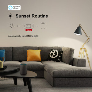 Image 3 - SONOFF BASICZBR3 ZigBee DIY สมาร์ทสวิทช์รีโมทคอนโทรลไร้สายโมดูลสวิทช์ทำงานร่วมกับ Alexa SmartThings HUB สำหรับ Smart Home