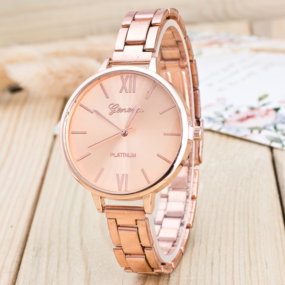 2020 Gold Silver Mesh Stainless Steel Watches Women Luxury Brand Female Casual Clock Ladies Wrist Watch Fashion Watch