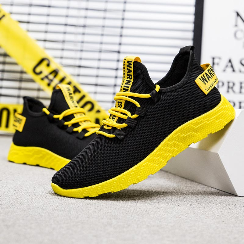 Breathable Designer Trainers Men Running Shoes Sports Sneakers Air Shoes Men Sport Shoes Runners Summer Fitness Black Giay B-352