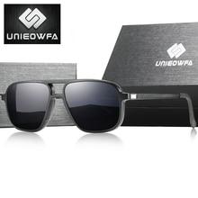 Polarized Magnet Clip on Sunglasses Men Prescription Optical Sun Glasses For Men UV400 Driving Pilot Myopia Glasses Male Brand