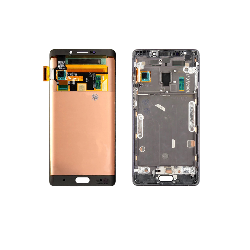 Image 2 - 100% Original AMOLED LCD for Xiaomi Mi Note 2 LCD display Touch Screen Digitizer Assembly 5.7 inch For Mi note2 with Frame+tools-in Mobile Phone LCD Screens from Cellphones & Telecommunications
