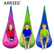 ARRIES Hammock Chair Swing-Seat Furniture-Pod Cocoon Garden Outdoor Portable Child Patio