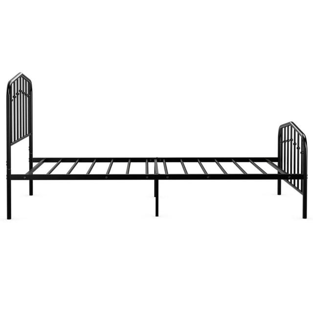 Twin Size Metal Bed Frame  6