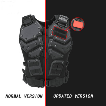 Special Forces Tactical Vests, Combat Vests, Multifunctional Water Bomb Protective Equipment, Chain Mail Protective Vests image