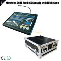 Pro criador dmx controlador mesa 2048 canais dmx fase led feixe movente cabeça dj iluminação controlador/console|dj light controller|dmx controller|led beam moving -