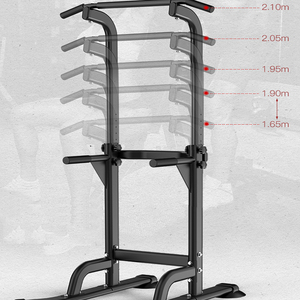 Image 4 - Multifunctional Indoor Fitness Equipment Horizontal Bar Single/Parallel Bar Pull Up Trainer Body Buliding Arm Back Exercise
