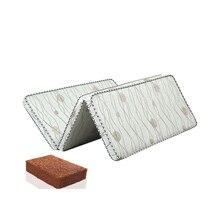 VESCOVO натуральное кокосовое волокно жесткий матрас один двойной размер татами напольный ковер матрац для кровати
