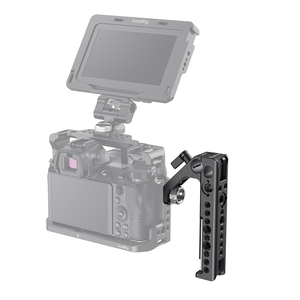 Image 5 - Smallrig Universele Arri Lokaliseren Top Handvat Grip Met 15Mm Rod Klem Voor Dslr Camera Kooi Microfoon Shoe Mount Diy 2165