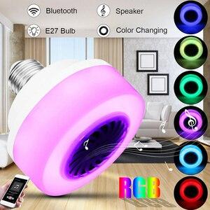 led bulb e27 110v Wireless Blu