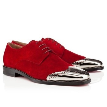 Mens Suede  Leather Shoes Lace-up Shallow Mixed Colors Dress Formal Male Personality Fashion Tv934