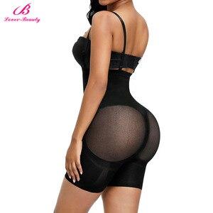 Image 5 - Lover Beauty Seamless Women urządzenie do modelowania sylwetki wysoka wyszczuplająca talia kontrola brzucha odchudzanie brzucha bielizna unoszące pośladki Shapewear