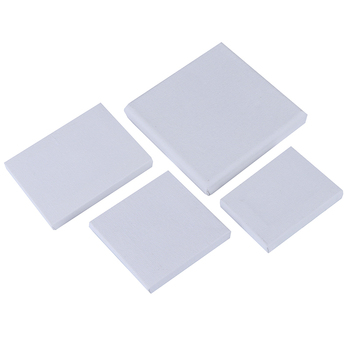 1pc Mini Artists Canvas Art Drawing Board Blank Painting Frame Acrylic Oil Paint DIY Craft Supply school accessories - discount item  20% OFF Art Supplies
