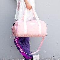 Training Gym Bag Wet And Dry Separation Women's Yoga Bag Waterproof Swimming Pool Sports Bag Short Trip Travel Bag a Generation