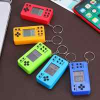 Retro Nostalgic LCD Console Keychain Handheld Game Player for Gift Support Dropshipping