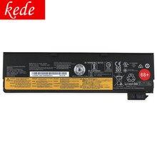 Bateria Do Portátil Para Lenovo Thinkpad X270 kede X260 X240 X240S X250 T450 T470P T450S T440 T440S K2450 W550S 45N1136 45N1738