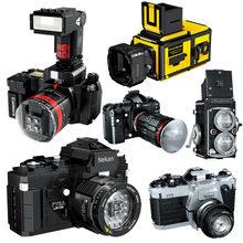 2021 novo em estoque moc série criativa câmera digital slr fy2a 316f eus6c tx hk6018 blocos de construção tijolos crianças brinquedos presentes