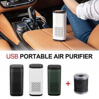 nini usb ionic air purifier usb computer ionizer air clean anion generator ouput 1 million pcs power 0 3w car usb air purifier Air Purifier Anion Air Purification Activated Carbon Air Freshener Ionizer Cleaner Dust Cigarette Smoke Remover USB Hot