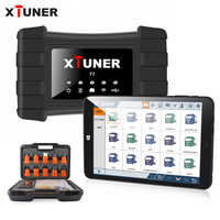 2019 Newest XTUNER T1 HD Heavy Duty Truck Auto Diagnostic Tool With Truck Airbag ABS DPF EGR Reset OBD2 Auto Diagnostic Scanner