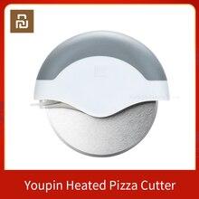 חדש Xiaomi HUOHOU פיצה חותך נירוסטה עוגת סכין פיצה גלגלי סכין נשלף מטבח אפיית כלים עוגות ל הוופלים
