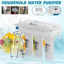 3+2 5 Drinking Water Filter Ultrafiltration System Home Kitchen Purifier Water Filters Faucet Tap Household Filtration Kit