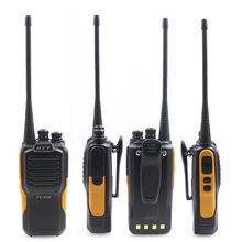 HYT TC 610 5W Portable Two Way Radio HYT TC 610 1200mAH standard battery portable two way radio