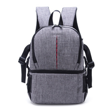 Photography Photo Backpack Multifunction Outdoor Waterproof Wear Resistant Backpack Oxford Cloth Fashion Digital Camera Backpack