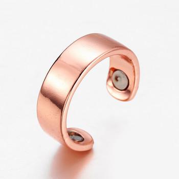 Magnetyczny pierścień wyszczuplający zdrowie utrzymać szczupły Fitness Acupoints Stud odchudzanie utrzymać Fit odchudzanie pierścień spalanie tłuszczu leniwy wklej Slim tanie i dobre opinie Pierścień magnetyczny toe XWY273