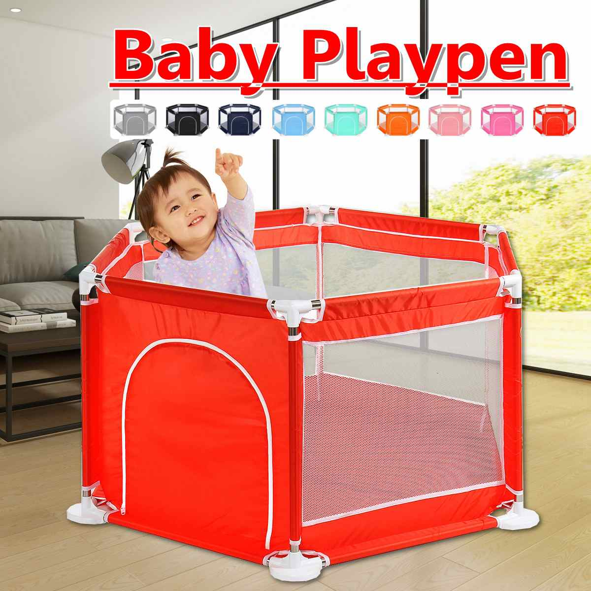 Playpen For Children 60*16*18cm Playpen Pool Balls Baby Playpen Ball Pool For Baby Fence Kids Tent Baby Tent Ball Pool