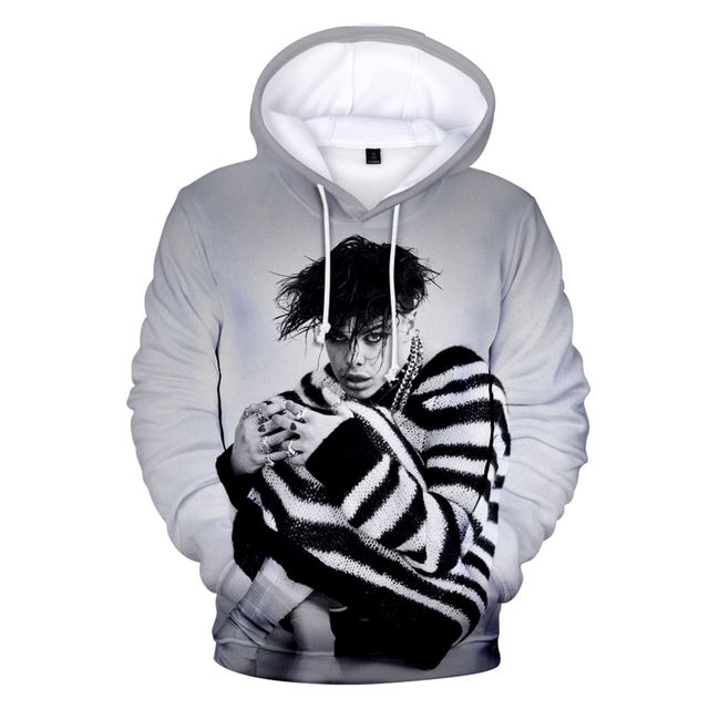 YUNGBLUD THEMED 3D HOODIE