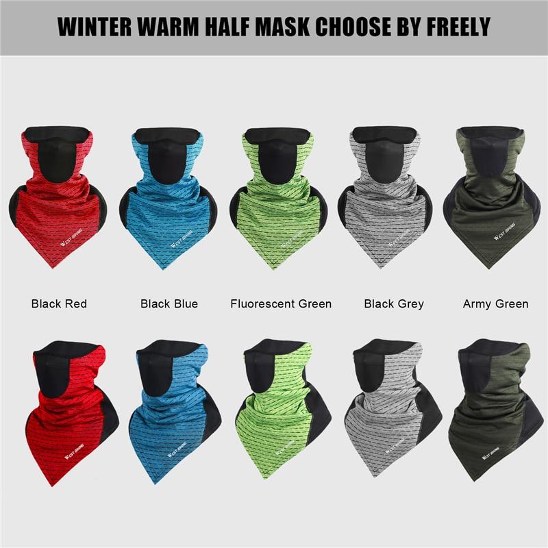 H26a1204c2fd744aa98d43712e1a2c584a - Cycling Face Mask Winter Thermal Warm Scarf Outdoor Ski Mask Running Climbing Snowboard Windproof Fleece Bike Mask