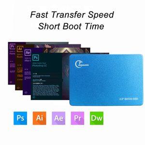 Image 2 - Hdd 2.5 SSD 240 gb 64GB 120GB hd notebook disco duro SSD obiekt interno solido sata 3 w stanie stałym jazdy samochodem disque dur ssd dla laptop