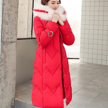 Parkas Jacket Women Winter Coat Plus Size Korean Fashion Woman Parka Fur Hooded Jackets Puffer Coats