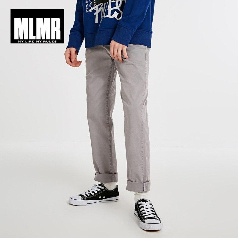 JackJones Men's Cotton Stretch Casual Pants Basic Menswear 218314552