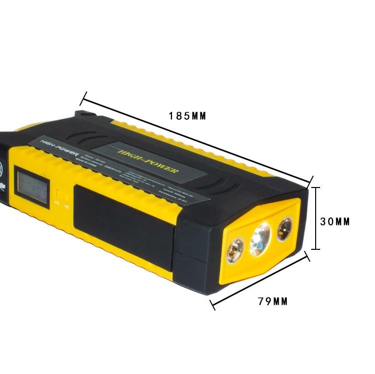 Start Power for Car Emergency Start Power Tm19b 12v Car Start Portable Car Power Bank Storage Batteries     - title=