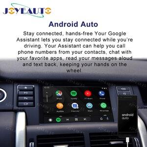 Image 5 - Joyeauto Senza Fili di Apple Carplay Per Land Rover Jaguar Discovery Sport F Ritmo Discovery 5 Android Auto Specchio Wifi iOS13 gioco auto