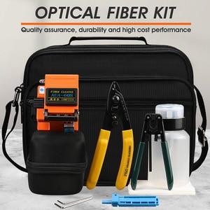 Image 1 - Cliveuse de Fiber optique FTTH, Kit doutils dépissure de Fiber optique