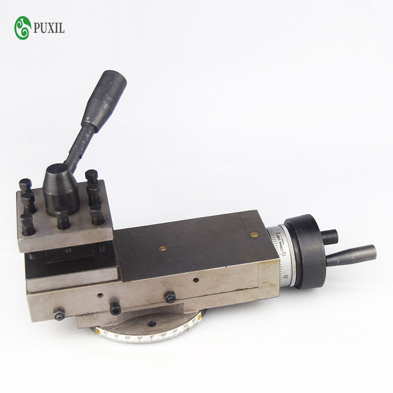 New AT300 Mini Tool Holder Metal Lathe Accessories Lathe Holder Quick Change Tool Set Lathe Tool Holder