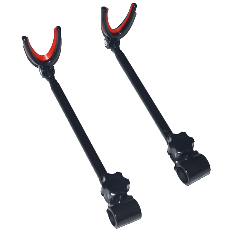 Hot Selling Telescopic Fishing Bracket Rod Holder 3 Sections Bracket Support Stand Fishing Tool