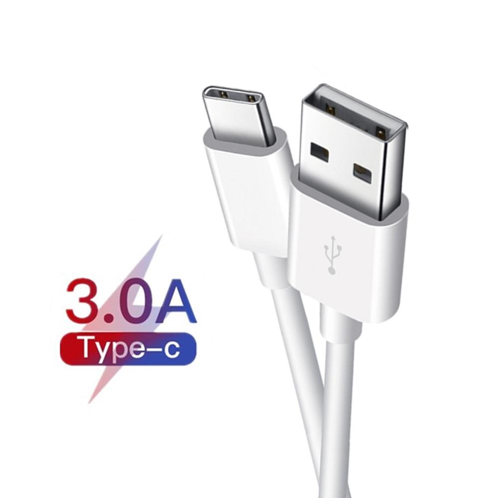 Кабель быстрой зарядки DuaBoi USB-Type-C, 0,25м/1м/1,5м/2м/3м, черный/белый.