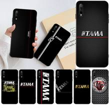 CUTEWANAN Drum kit brand TAMA Black TPU Soft Phone Case Cover For Huawei Nova 6se 7 7pro 7se honor 7A 8A 7C Prime2019 tama mrm7a page 7
